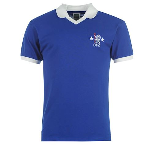 Score Draw Chelsea Mens SS Home Shirt 1976/77 Image